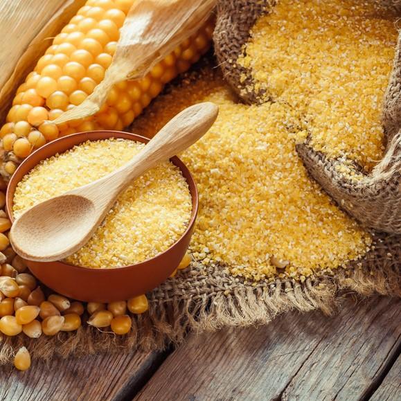 とうもろこしからコーンスターチ作るときに出る副産物で、タンパク質が凝縮したものです。少量添加することで、全体のアミノ酸バランスを整え、また、消化吸収を助けるため使用しています。とうもろこしのタンパク質は、粘度が低く、他の穀物と比べて、犬にとって良質なタンパク質です。