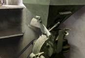 ④製粉はこの機械で行います。